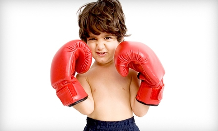 Emerald Smoke - West Loop: $40 for One Month of Unlimited Kids' Mixed Martial Arts Classes at Emerald Smoke ($90 Value)