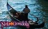 NOLA Gondola - City Park: $45 for a One-Hour Gondola Ride for Two from NOLA Gondola ($90 Value)