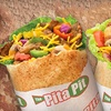 $8 for Pita-Wrap Meal for Two at The Pita Pit