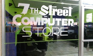 7th Street Computer Store, Llc.: iPad 4 Screen Replacement from 7th Street Computer Store (52% Off)