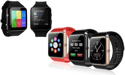 Smartwatch Bluetooth con camera disponibili in 2 modelli e vari colori