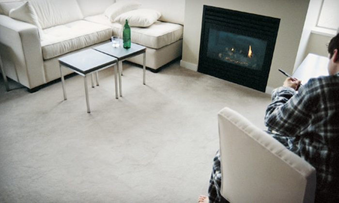 Atlanta OxyMagic - Loganville: $45 for Two Rooms of Eco-Friendly Carpet Cleaning from Atlanta OxyMagic ($90 Value)