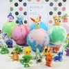 Six-Pack of Kids' Organic Bath Bombs with Pokemon Toy Inside