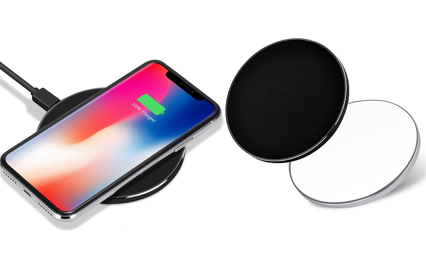 One or Two Wireless Qi Chargers