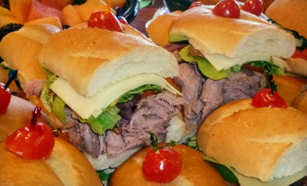 Meal for 2 (up to a $22 value) - Hidden Deli and Catering in Poway