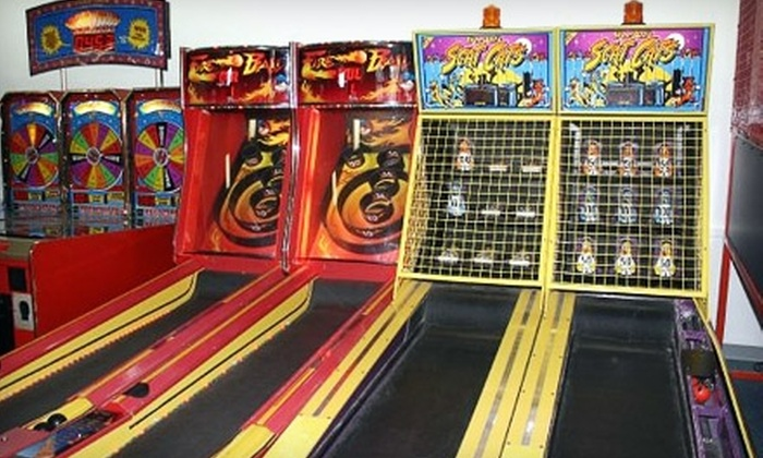 Nickel City - Carmel Mountain: $5 for Admission for Two and Two $3 Bags of Nickels at Nickel City ($10 Value)