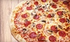 Spedelli's - Sugar House: Pizza, Sandwiches, and Tacos at Spedelli's (Up to 53% Off). Two Options Available.