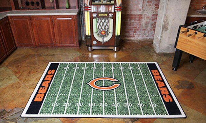 My Sports Rug: $99 for a Sports-Team Floor Rug from MySportsRug.com ($250 Value)
