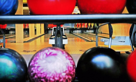 Bowling Package for 2 (a $24.04 value) - Wildcat Lanes and Game Center in Ogden