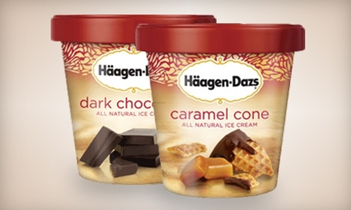 Häagen-Dazs Shop - Pembroke Lakes Regional Center: $5 for $10 Worth of Ice Cream at Häagen-Dazs in Pembroke Pines