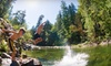 The Land Conservancy of British Columbia - Sooke: $28 for Two Nights of Tent Camping at Sooke Potholes from The Land Conservancy of British Columbia ($57 Value)