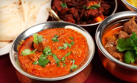 $40 Groupon to The Curry Club - The Curry Club in East Setauket
