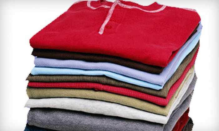 Lazybones Laundry and Storage - Wilmington: Laundry Pickup and Delivery Services from Lazybones Laundry and Storage. Two Options Available.
