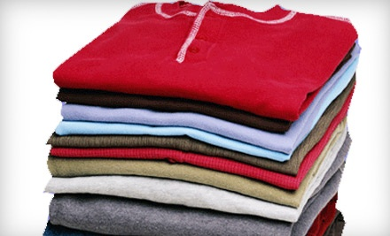 Pickup, Service, and Delivery for 15 Pounds of Laundry (a $22.35 value) - Lazybones Laundry and Storage in