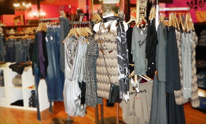 Ella Blue - Downtown Boerne: $15 for $30 Worth of Clothing, Shoes, and Accessories at Ella Blue in Boerne