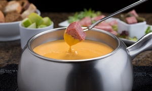 The Melting Pot: Fondue Dinner for Two with Salads and Fondue-By-You Entrees at The Melting Pot (Up to 44% Off)