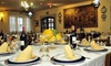 Restaurante Ribadomar - Cambados: Mariscada o menú de pescado y albariño para 2 desde 49,95 € en Restaurante Ribadomar en Cambados