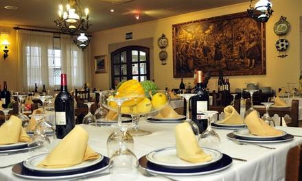 Mariscada o menú de pescado y albariño para 2 desde 49,95 € en Restaurante Ribadomar en Cambados
