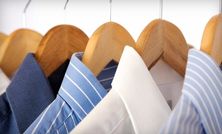 5 Dry-Cleaned Garments (a $23 value) - Allison's Cleaners in Frankfort