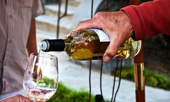 Ventura County Wine Trail Celebration - Oxnard: $35 for Two Tickets to the Ventura County Wine Trail Celebration on Thursday, June 23 ($70 Value)