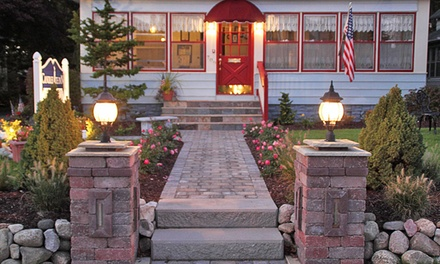 Stay at Candlelite Inn Bed & Breakfast in Ludington, MI. Dates into February 2019.