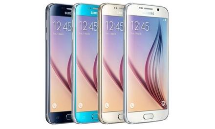 Samsung Galaxy S6 reconditionné, Garanti 1 an, avec livraison offerte