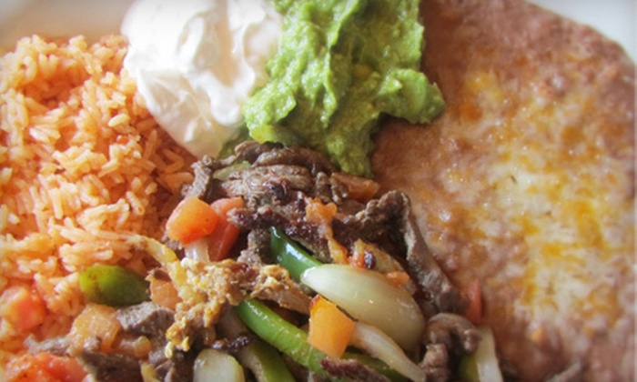 Casa Del Rey - Multiple Locations: $10 for $20 Worth of Mexican Fare at Casa Del Rey