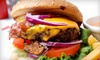 Jerseys Grill and Bar - Wichita: Pizza, Burgers, and Steaks at Jerseys Grill and Bar (Half Off). Two Options Available.