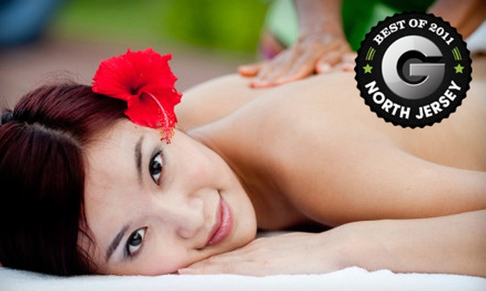 Hibiscus Therapeutic Center - Montclair Heights: Massage or Spa Package with Facial at Hibiscus Therapeutic Center in Montclair (Up to 57% Off)