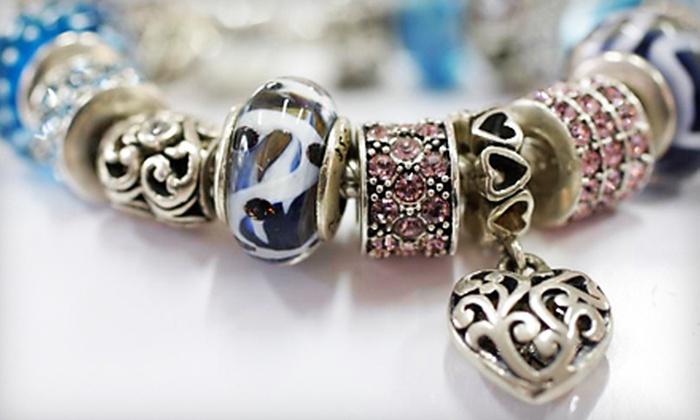Monique of Switzerland Jewelers - Plymouth - Wayzata: Silverado Bracelets, Designer Beads, or a Diamond Engagement Ring at Monique of Switzerland in Wayzata (Up to 51% Off)