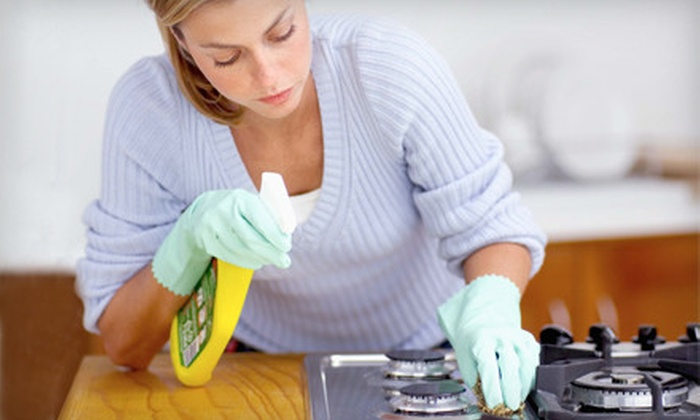 Doctor Cleaning - East Fort Lauderdale: $55 for Three Man Hours of House Cleaning from Doctor Cleaning ($200 Value)