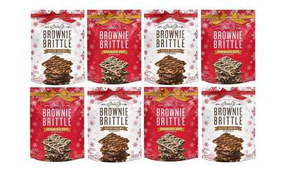 Gourmet gifts deals coupons groupon image placeholder image for brownie brittle holiday set 8 pack groupon exclusive negle Image collections