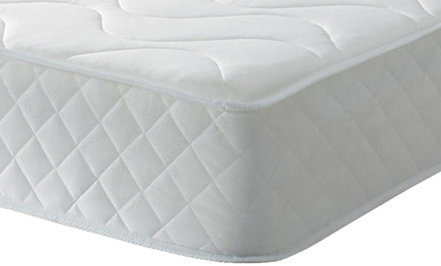 Diamond Flame Memory Layer Mattress