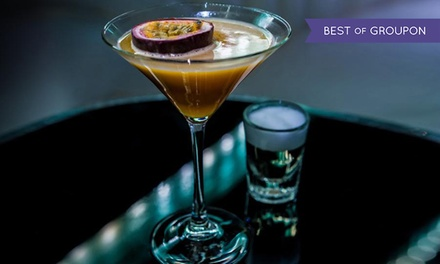Three Cocktails at The Crazy Bear £18.00 (60% Off)