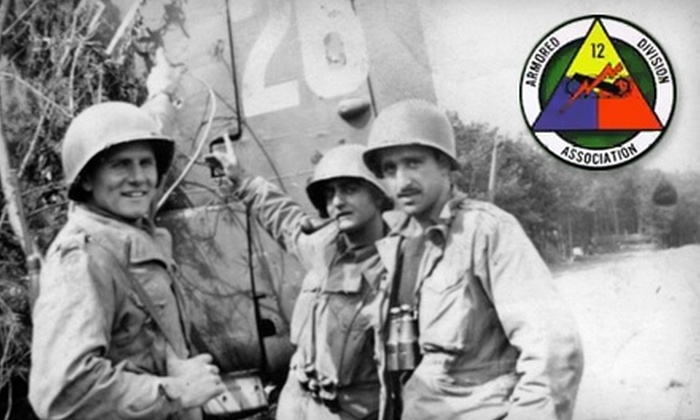 12th Armored Division Memorial Museum - Original Town North: $4 for Two Adult Tickets to the 12th Armored Division Memorial Museum ($8 Value)