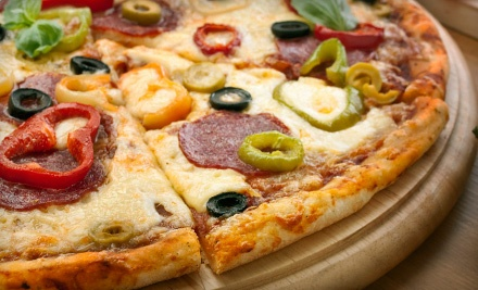 2 Small Pizzas or 1 Giant Pizza (up to a $27 value) - Valley Forge Ristorante & Pizzeria in Phoenixville
