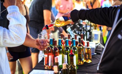 image for $21 for Admission for One to 15th Annual Castle Rock Winefest ($35 Value)