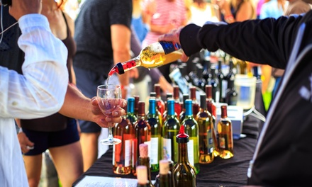 $24 for Admission for One to 15th Annual Castle Rock Winefest ($35 Value)