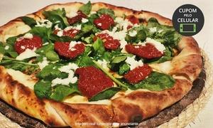 El Padre: El Padre – Barra da Lagoa: 1, 2, 3 ou 4 pizzas