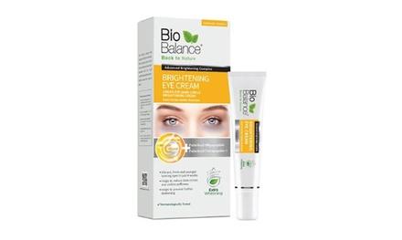 Crema iluminadora de ojos 15 ml Bio Balance
