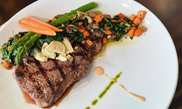 Soul and Vine  - Raynolds Addition: American Bistro Cuisine at Soul and Vine (Up to 44% Off). Two Options Available.