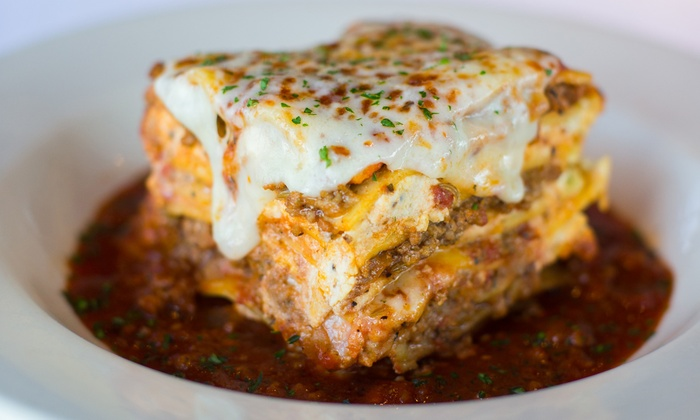 Johnny Carino's - Gilroy: $10 for $20 Worth of Italian Food at Johnny Carino's