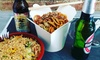 Menu wok fino 4 piatti - asporto