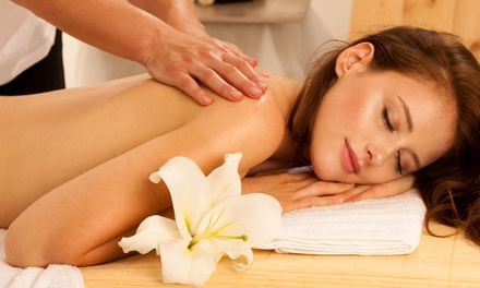 75-Minute Pamper Package for One ($69) or Two People ($135) at Burleigh Heads Massage (Up to $190 Value)