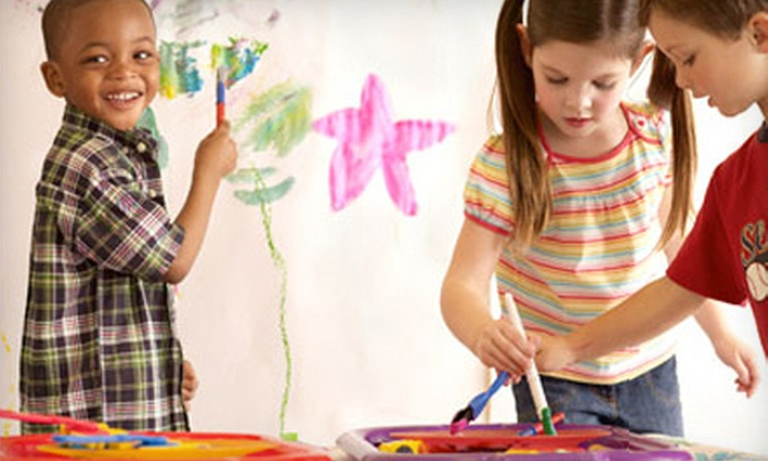 Gymboree Play & Music - Albuquerque: One or Three Months of Gymboree Play & Music Classes for Children Aged 5 and Younger (Up to 63% Off)