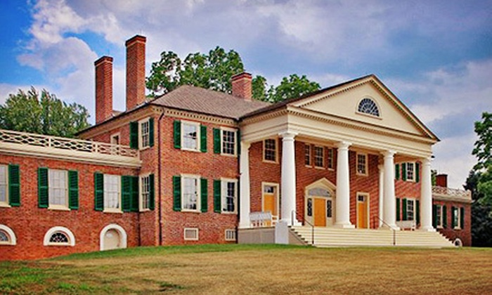 The Montpelier Foundation - 1: The Montpelier Foundation Visit for Two or Four (Half Off)