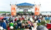 DC JazzFest - Capitol Riverfront Yards Park: Events DC Presents DC JazzFest on Saturday, June 17, or Sunday, June 18, at 2 p.m.