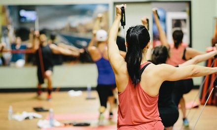 Five Fitness Classes or Six Weeks of Unlimited Classes at Cut Fitness (Up to 78% Off)