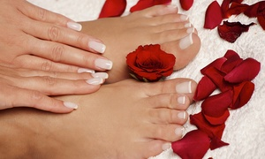 Beauty Box: Luxury Manicure (£12.50), Pedicure (£14) or Both (£19.50) at Beauty Box (Up to 61% Off)