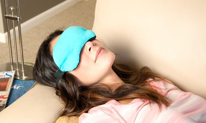 Massaging Beaded Sleep Mask: Massaging Beaded Sleep Mask. Free Returns.